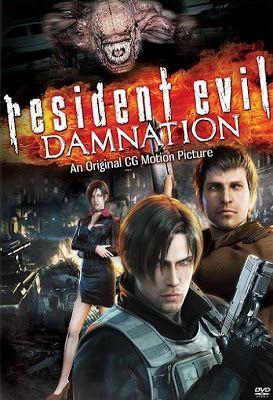 Superheroes Revelados: Resident Evil: Damnation