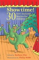Delighted to have a story in this children's collection edited by Barbara Else