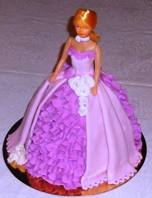 barbie doll cake 17 best images about tartas fondant on 1499