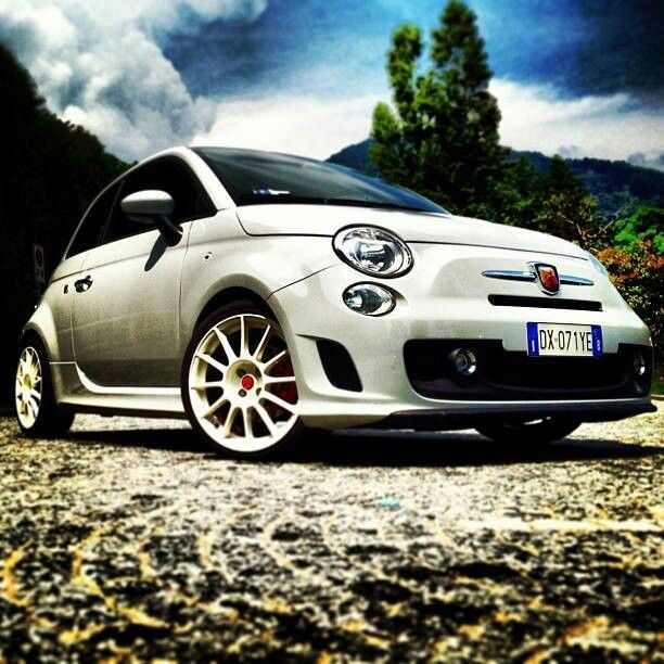 78 Best Images About Fiat 500 Abarth On Pinterest