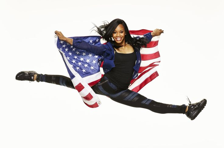 A Look at the Incredibly Intense Training Schedule of Gymnast Gabby Douglas
