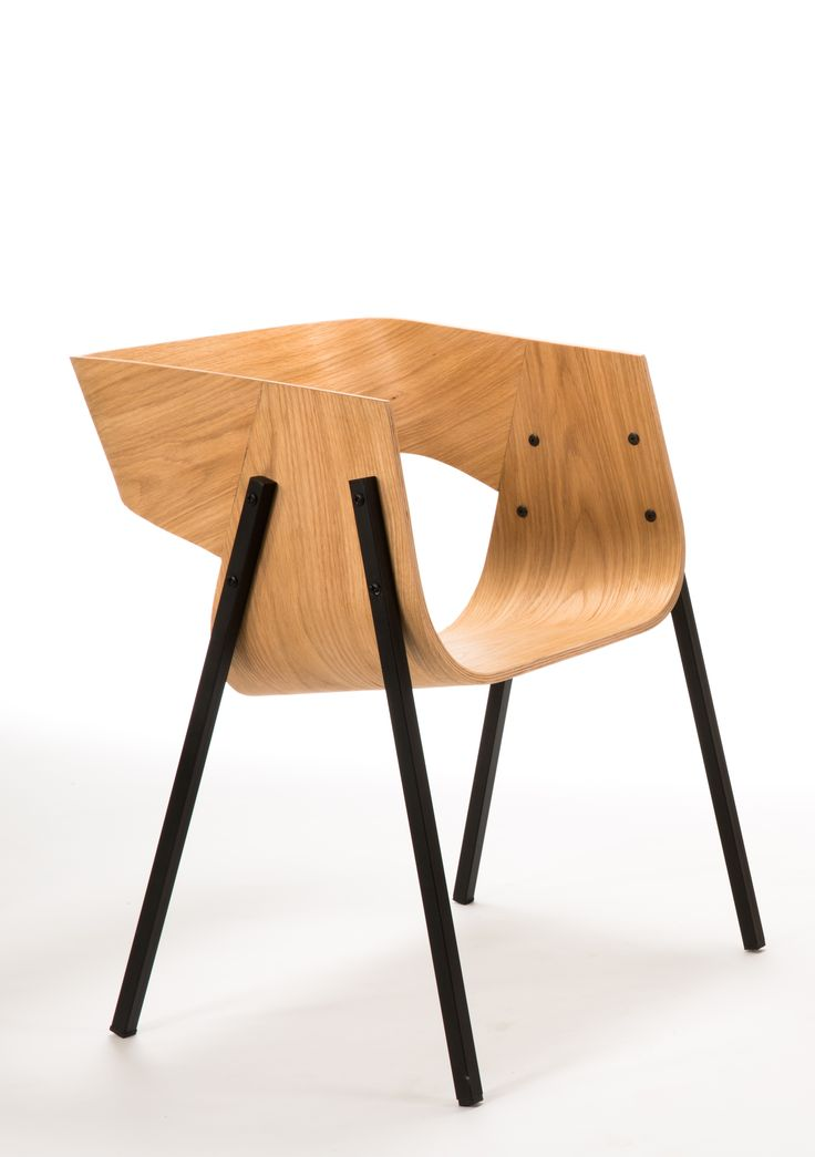 Beau Wood Laminated Chair