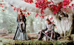 """""""I keep remembering the Stark words. Winter has come, Father. For me. For me. Robb must fight the Greyjoys now as well as the Lannisters, and for what? For a gold hat and an iron chair? Surely the land has bled enough. I want my girls back, I want Robb to lay down his sword and pick some homely daughter of Walder Frey to make him happy and give him sons. I want Bran and Rickon back, I want …"""" Catelyn hung her head. """"I want,"""" she said once more, and then her words were gone."""