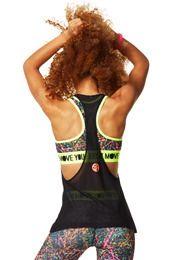 Indumentaria deportiva para mujer | Ropa de Zumba | Zumba Fitness