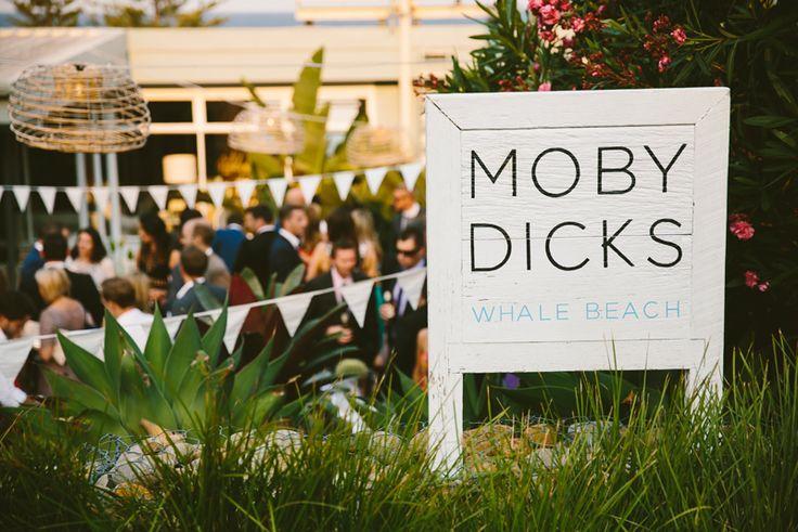 Moby Dicks Whale Beach Sydney Wedding Venue. Image: Cavanagh Photography