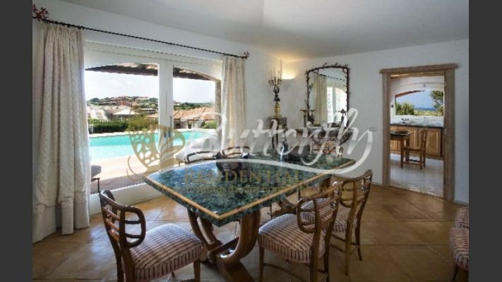 Luxury Villa for Sale in Porto Cervo Marina, Sardinia, Italy. Located in Porto Cervo Marina, few steps away from the new harbour and the centre with shops, bars and restaurants, Pegasus is a new property with 500 sqm located in a wide natural park of 4.500sqm and overlooks the Porto Cervo bay. From the garden, a little path will bring the Guests to the Dolce Sposa beach, a white sandy beach where enjoy the Sardinian sun. Price 8.200.000e Ref: 24443