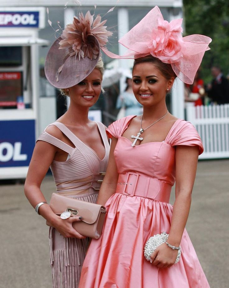 Royal Ascot Ladies' Day 2014 pictures, best dressed and fashion verdicts - Mirror Online