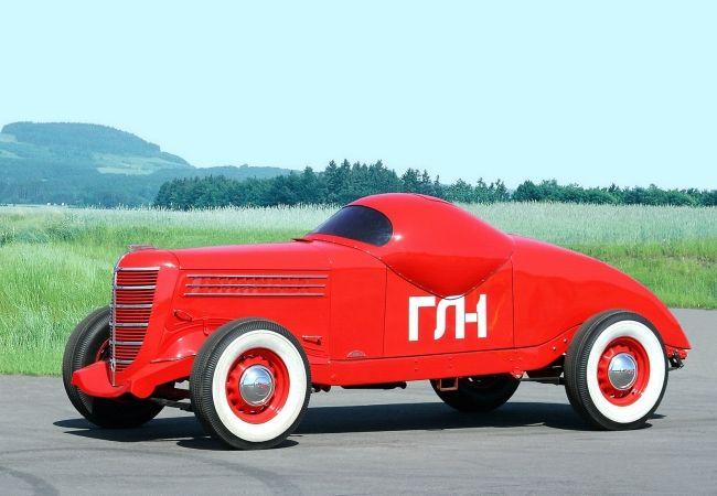 ГАЗ-ГЛ-1 «Гоночная Липгарта» годы выпуска 1938-1940