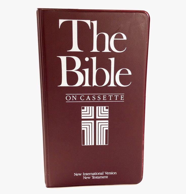 Hosanna The Bible On Cassette IV New International Version New Testament 1984 #Hosanna