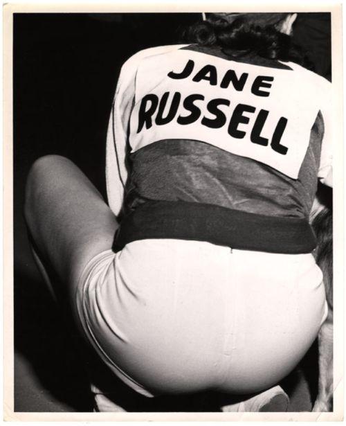 weegee… jane russell @ icp