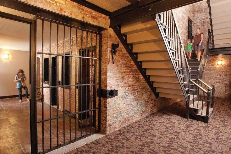 Historic Salem Jail Residential Complex