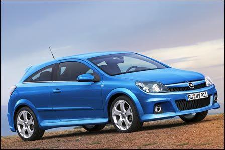 Opel Astra OPC Opel Astra OPC Opel Astra OPC
