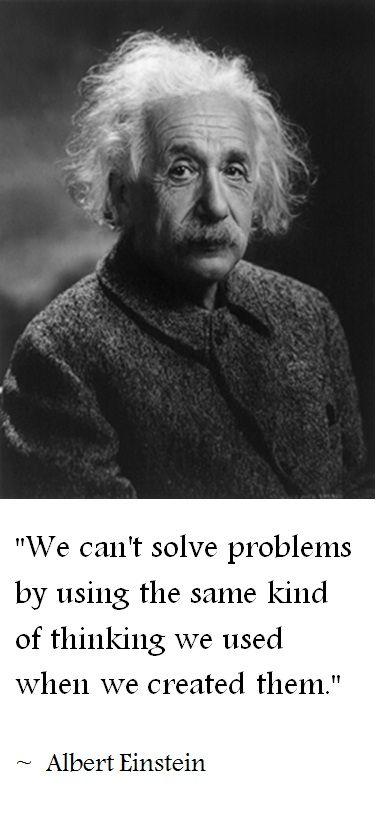 A nice quote by Albert Einstein | Roni's Daily Words of Wisdom