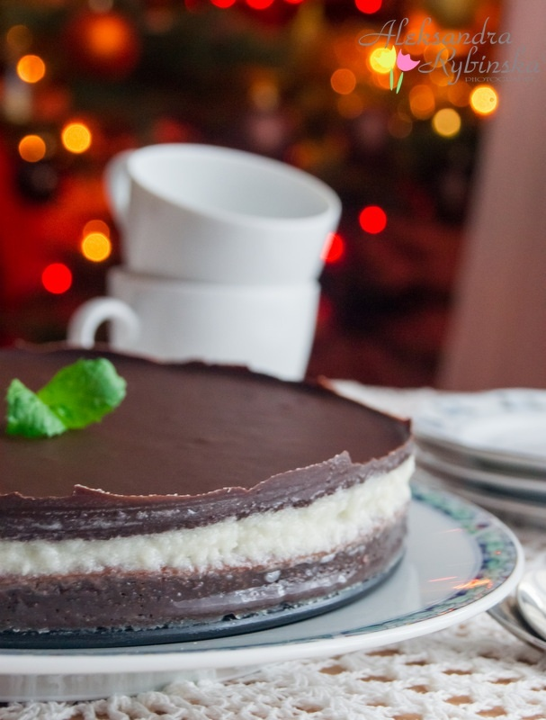 "Alexandra Recipes: CAKE ""AFTER EIGHT"""