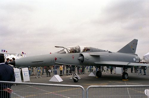 Mirage: South African Air Force Atlas Cheetah D 844 Paris Air Show 1995