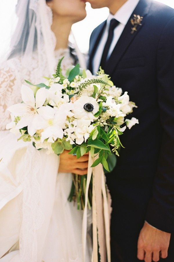 419 Best Images About Beautiful White Bouquets On