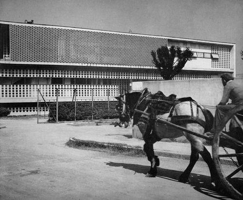 Ignazio Gardella: Dispensario antitubercolare, Alessandria, Italia, 1938