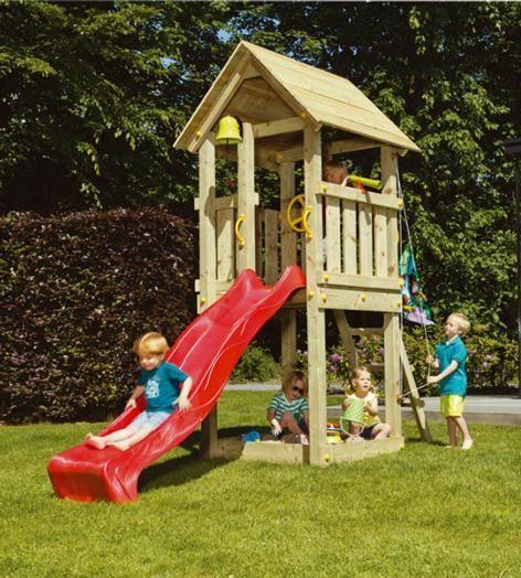 venta casita parque infantil de madera para exterior kiost xl ref br indalchess