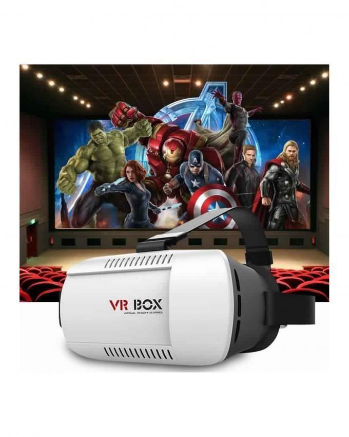 VR BOX II VR BOX II Lunettes de réalité virtuelle 3D pour Smartphones | Acheter en ligne | Jumia Maroc
