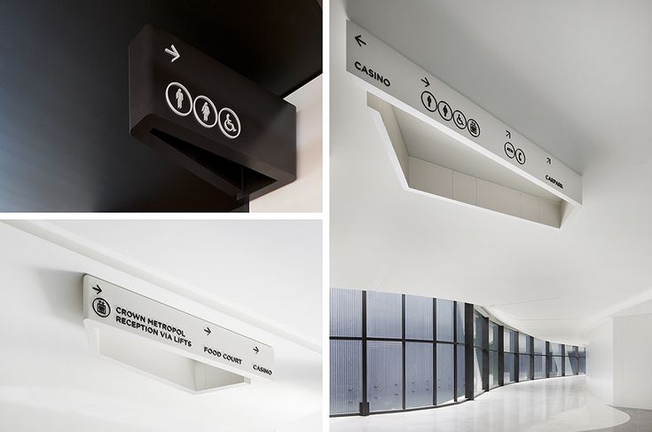#signage and #wayfinding