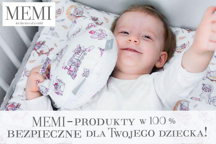 MEMI - Polski producent bezpiecznych produktów dla dzieci - kocyki, poduszki, pościele, prześcieradła, kołderki, grzechotki, girlandy.  Wybieraj produkty bezpieczne dla Twojego dziecka!  http://memi.eu/kolekcje/  Przyjdź i poznaj nasze produkty! W dniach 9-10 wrzesień 2017 będziemy na Targach Dziecko Mama Tata w Szczecinie!