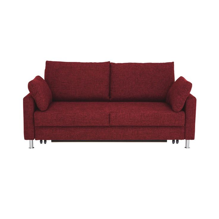 Best 25+ Sofa rot ideas on Pinterest   Rotes sofa, Rote sofas and ...