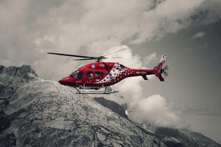 Air Zermatt  Location: Grimsel Passhöhe (2165m)