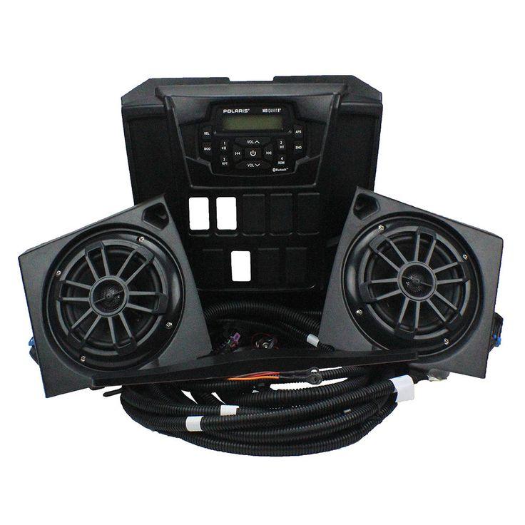 OEM Dash Mounted Audio Stereo 2013-2017 Polaris Ranger XP & Crew 900 1000 570 #Polaris
