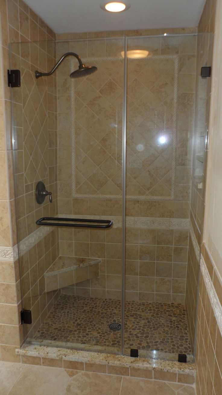 20 best images about shower doors on pinterest custom shower doors etched glass and tile design Bathroom tile showers