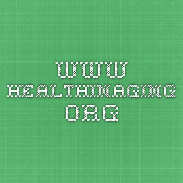 www.healthinaging.org