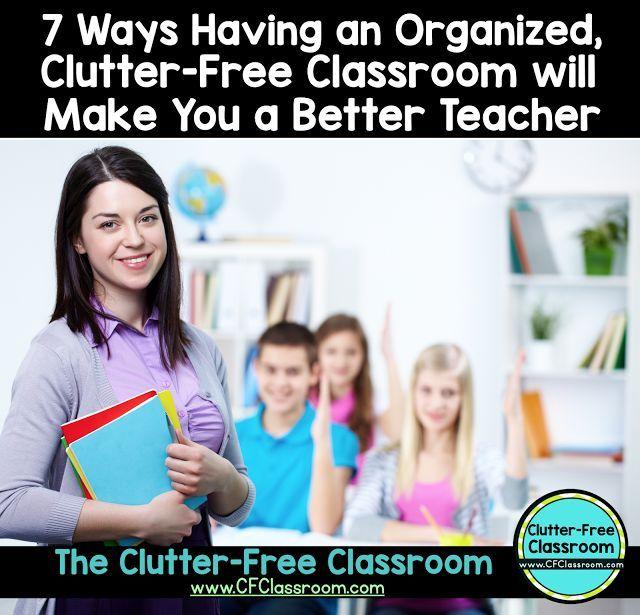 good organization skills