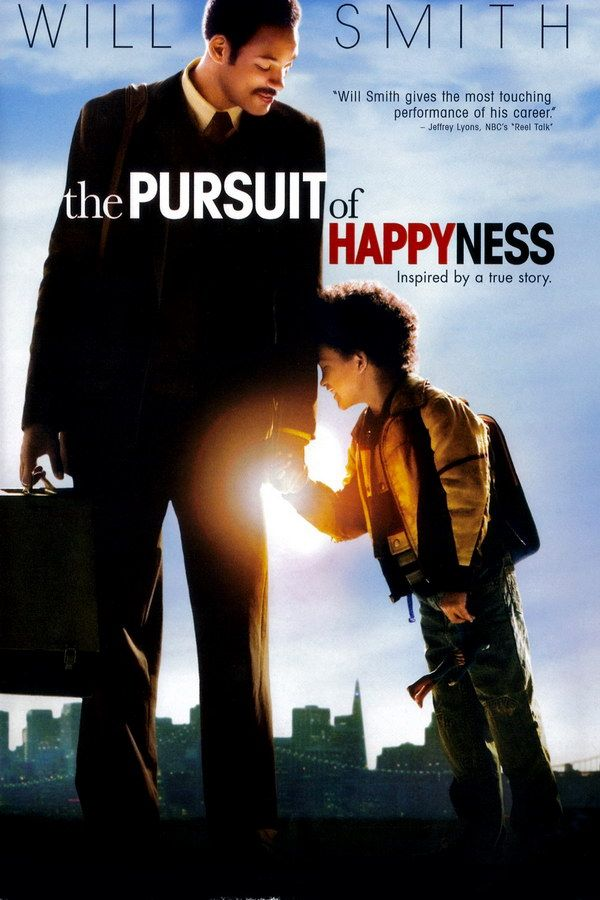 The Pursuit of Happyness - This to me was a really good movie  I enjoyed it