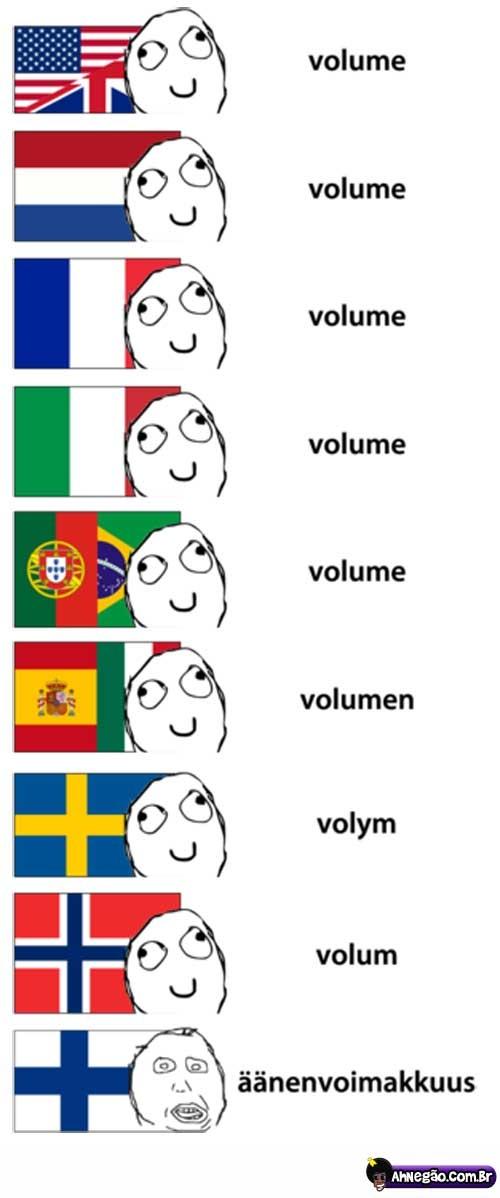 diferença linguísticas