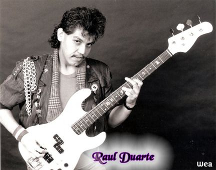 Check out Raul Duarte on ReverbNation