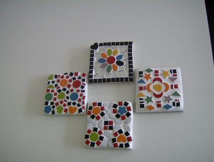 Kinder mozaiek feestjes - Buurtlink