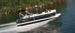 New 2013 - Hurricane Deck Boats - FD 236 OB