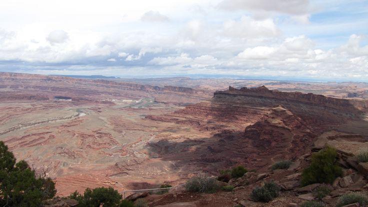 Moab is amazing great southwest moto adventures checking