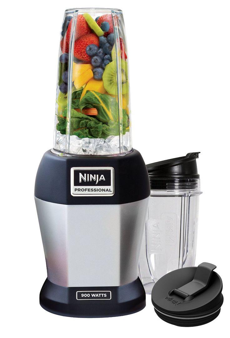 Ninja mega kitchen system 1500w 2hp food processor blender bl773co - Nutri Ninja Pro Bl450