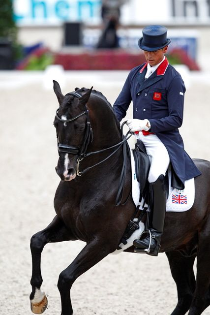 Carl Hester and Uti