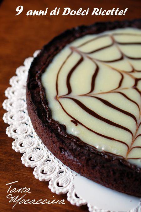 Torta mocaccina #tortamocaccina #ernstknam