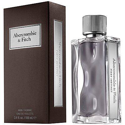 Abercrombie & Fitch First Instinct Eau de Toilette. Abercrombie & Fitch First Instinct Eau de Toilette. Herrenparfum.