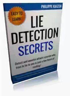 Lie Detection Secret