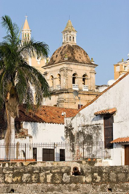 Cartagena de Indias, walled city. http://www.going2colombia.com