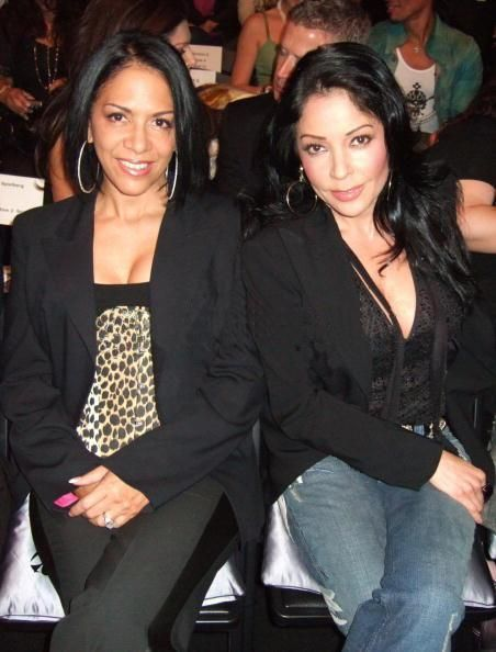 Apollonia and Sheila E