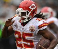Broncos' running back Jamaal Charles says he's cutting, feeling normal