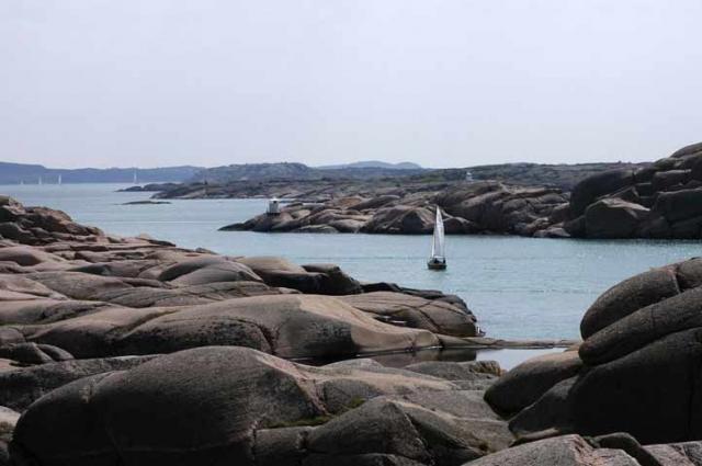 Bohusläns karga klippor