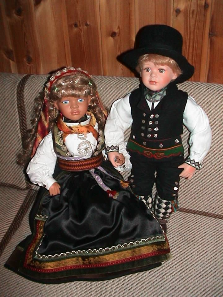 Brud og brudgom 1850-1900!