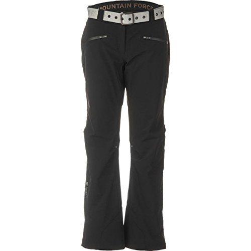 (マウンテンフォース) Mountain Force レディース スキー ウェア Rider Pant 並行輸入品  新品【取り寄せ商品のため、お届けまでに2週間前後かかります。】 カラー:Black カラー:ブラック