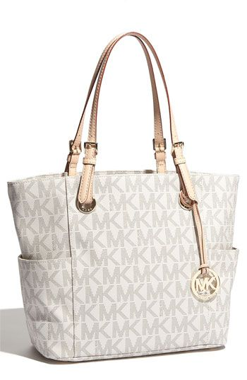 MICHAEL Michael Kors 'Signature' Tote, Medium available at #Nordstrom. Double as a diaper bag!