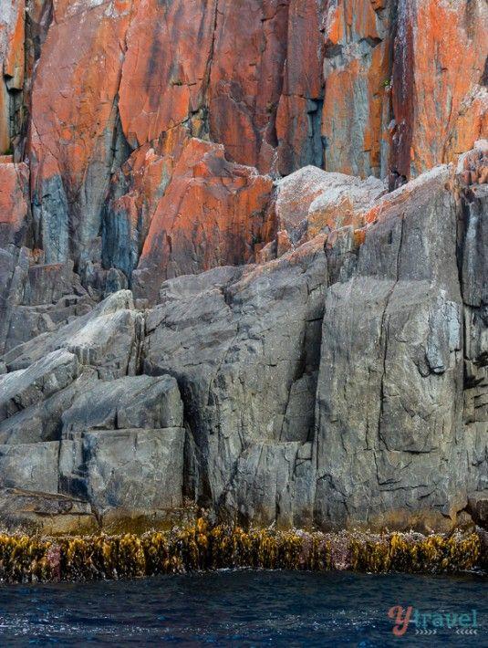 The Rugged Tasmanian Coastline, Australia